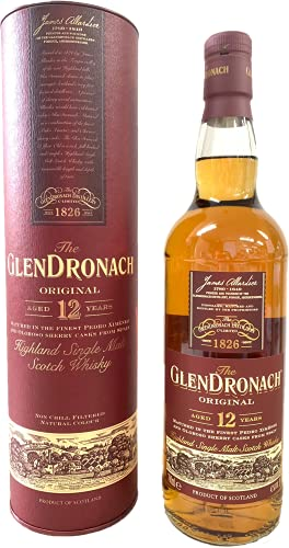 The GlenDronach...