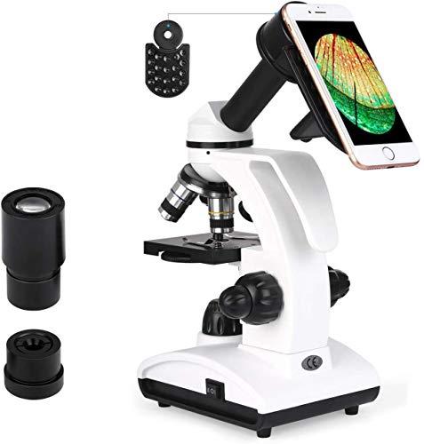 TELMU Mikroskop...