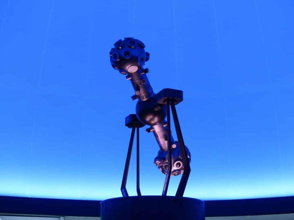 Planetarium Test