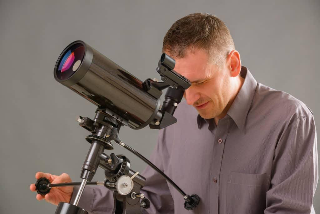 Teleskop Test