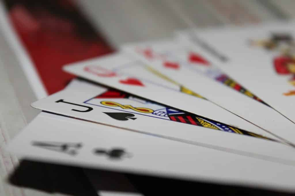 pokerkoffer test