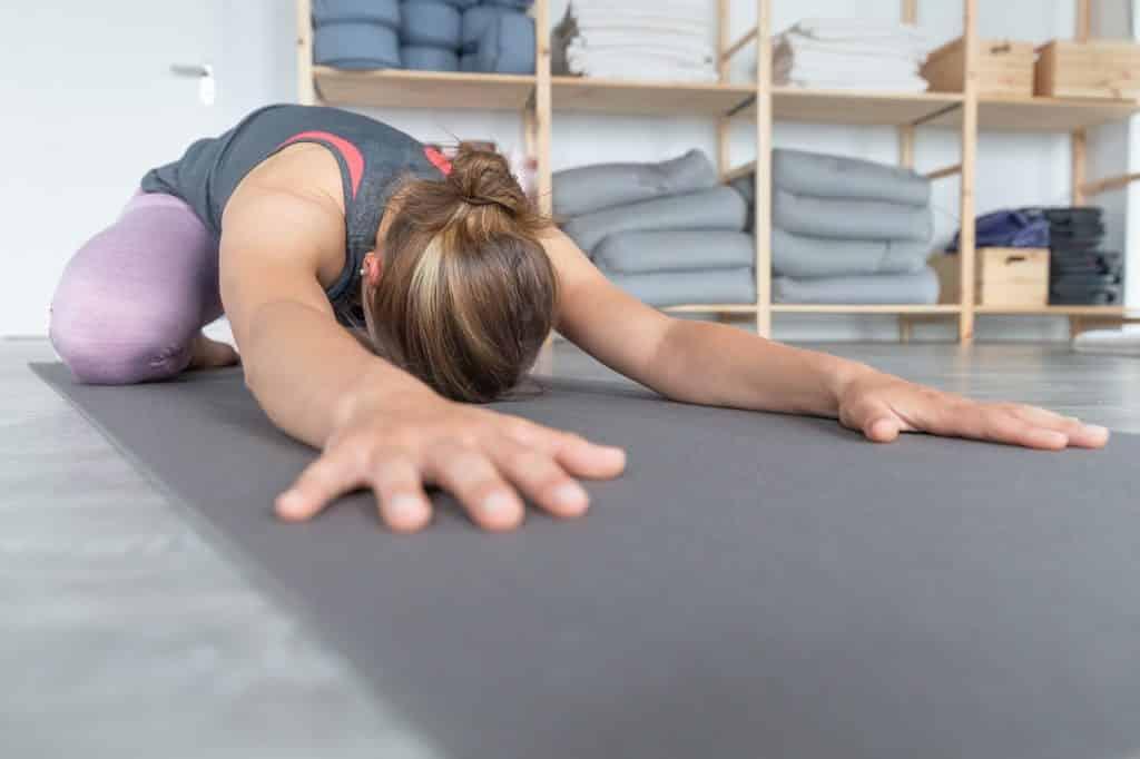 yoga matte test