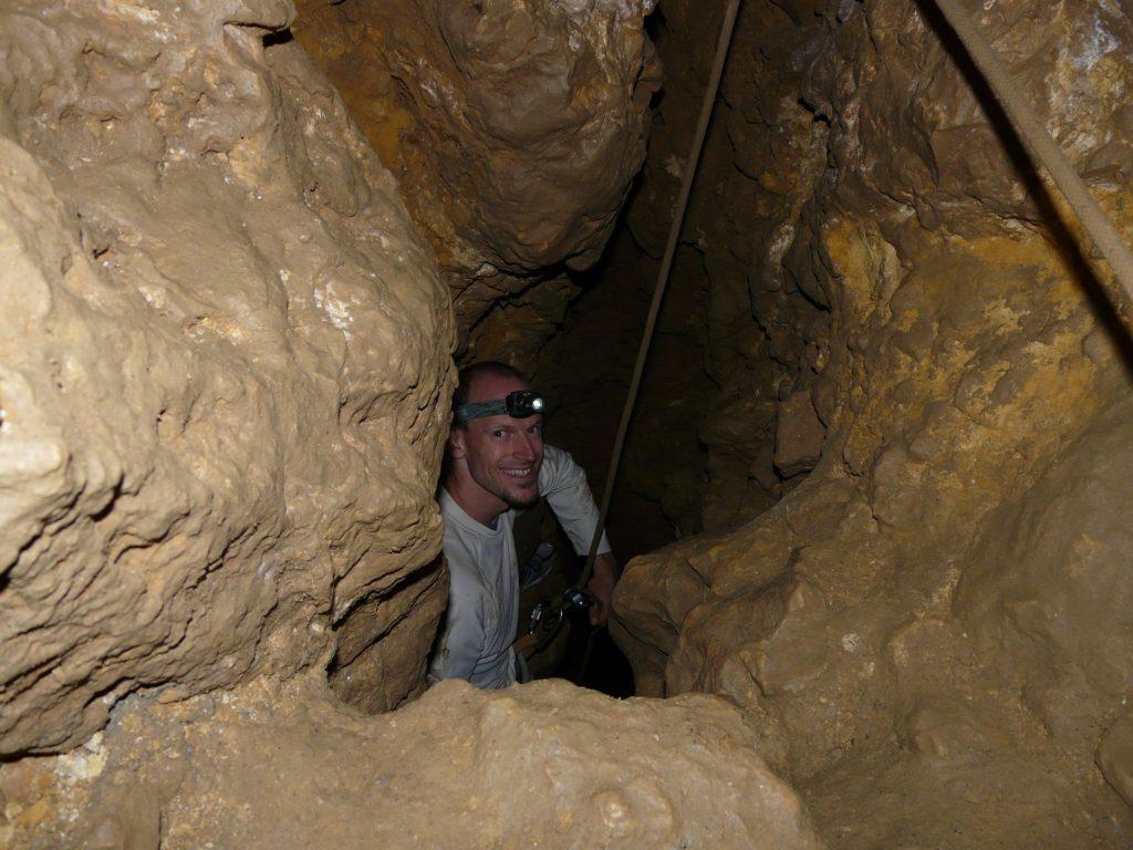 Höhle Lampe