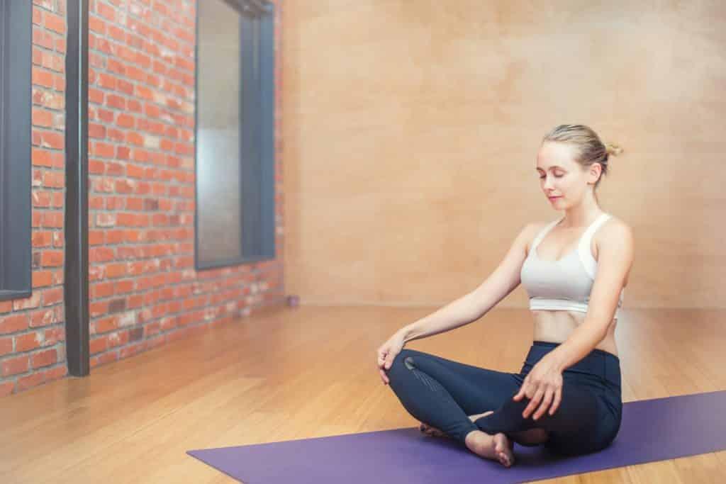 Meditatiosmatte